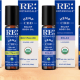 Made with a blend of USDA certified organic hemp CBD oil and MCT oil and esssential oils. RE Botanical's Relief Body Oils includes a metal roller-ball for easy and convenient application and each bottle contains 200MG or 500MG of hemp CBD. Each blend comes in 200mg and 500 mg bottles. All products are 3rd party lab tested for heavy metals, solvents, and pesticides, to ensure purity.Shop Relief Body Oils