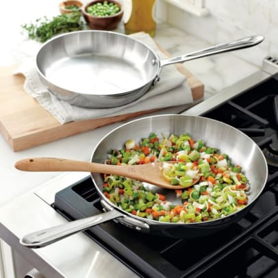 All clad Fry pan