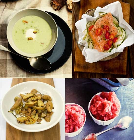Small Gatherings: A Week Of Seasonal Menus For Your Next