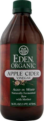 Apple Cider Vinegar, Not All is Created Equal - Organic