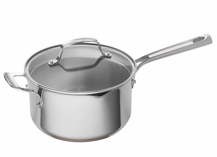 The 5 Pots And Pans You Actually Need In Your Kitchen