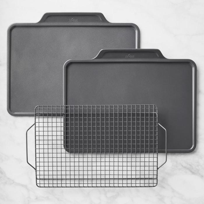 All-Clad Ceramic Nonstick Pro Release 3-piece set of baking utensils