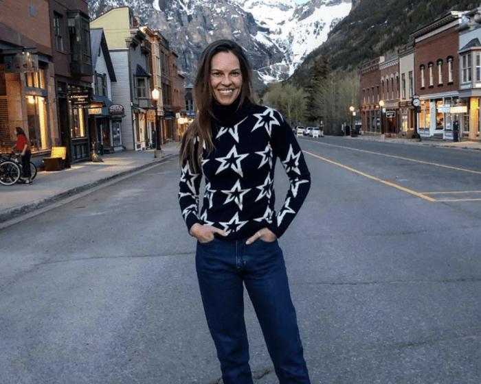 How Hilary Swank Stays in Top Shape at 44 - Organic Authority