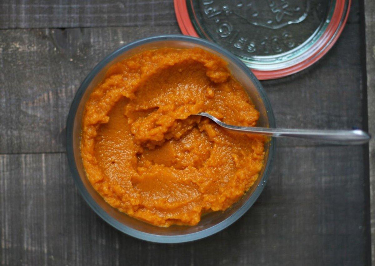 Pumpkin Spice Oatmeal Recipe