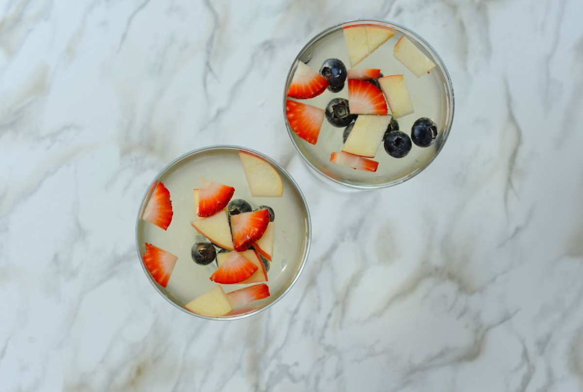 4th of July: A Red, White and Blue Sangria Recipe
