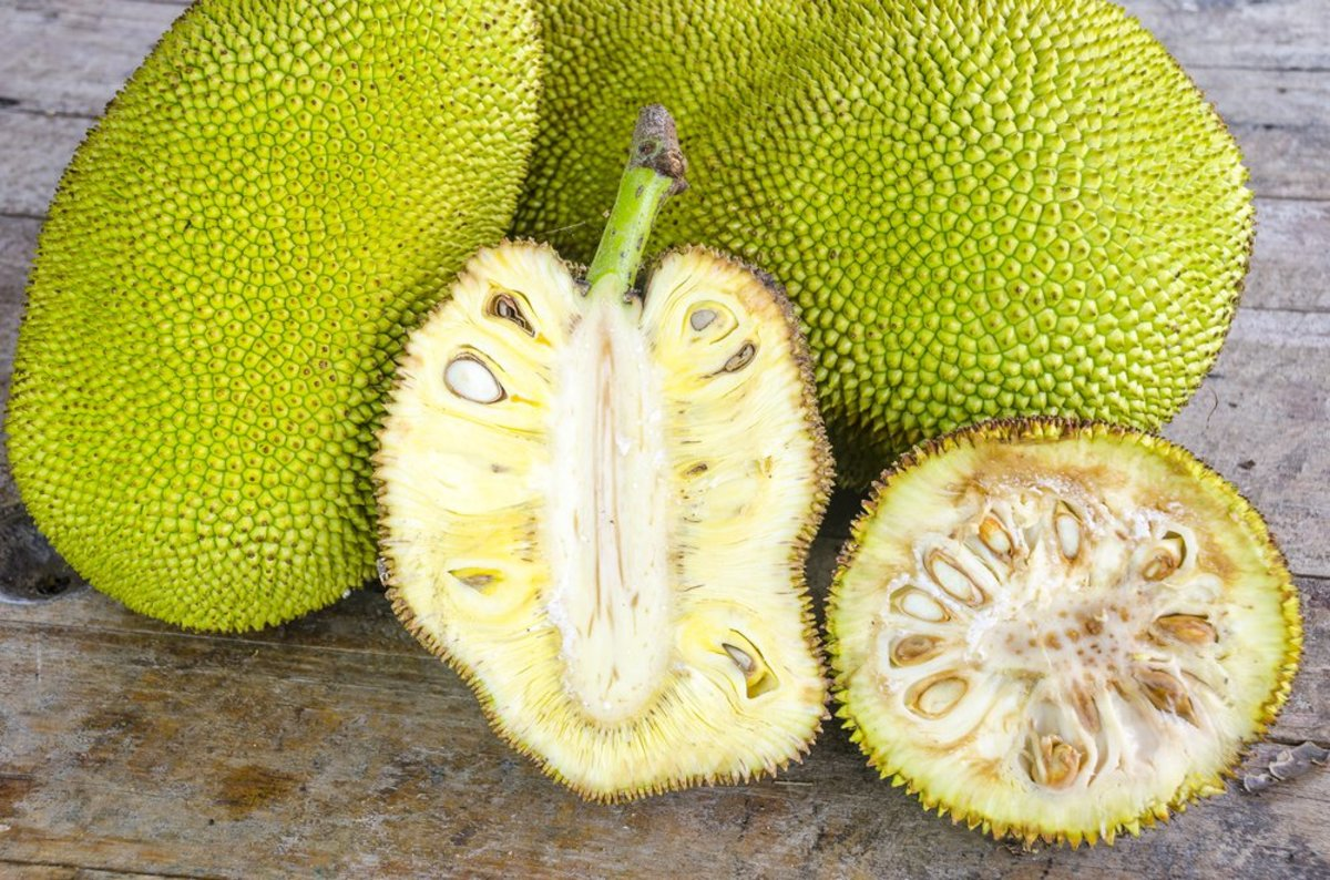 How To Cut Jackfruit