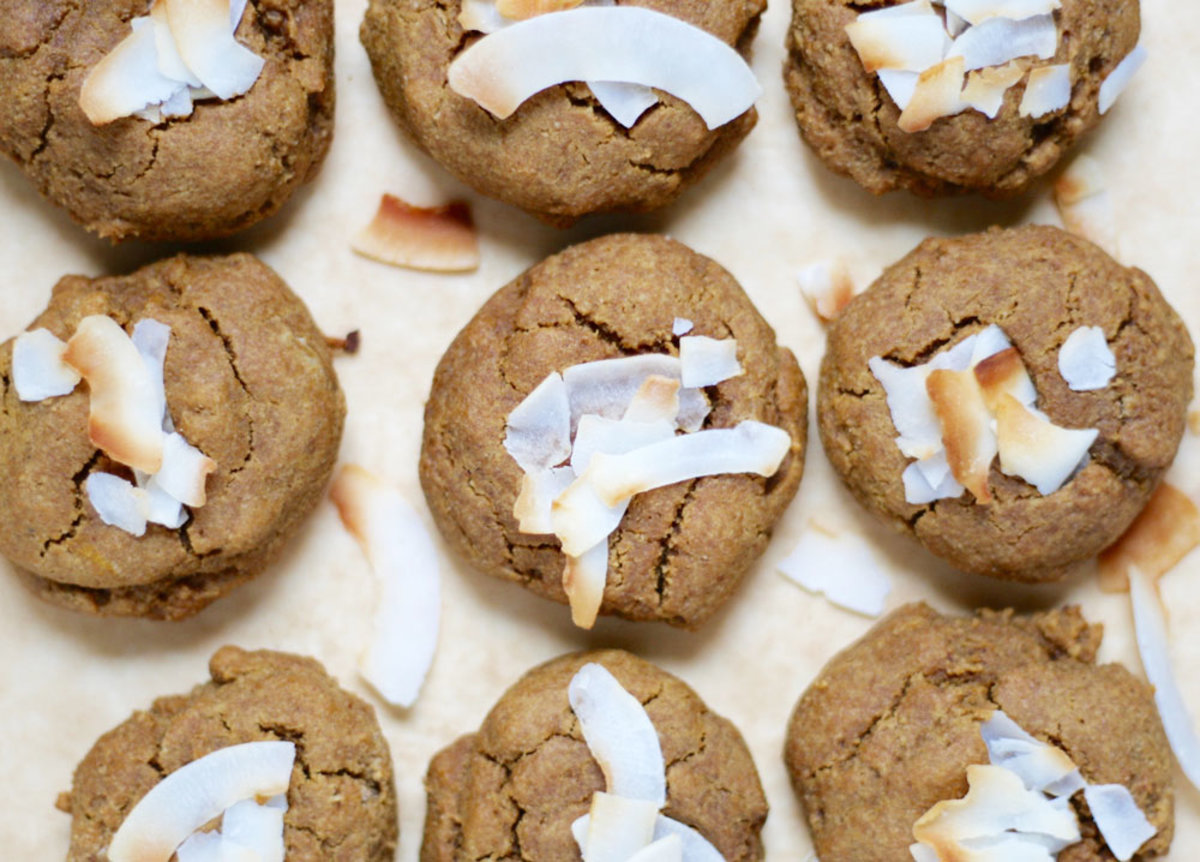 Paleo Pumpkin Cookies Recipe