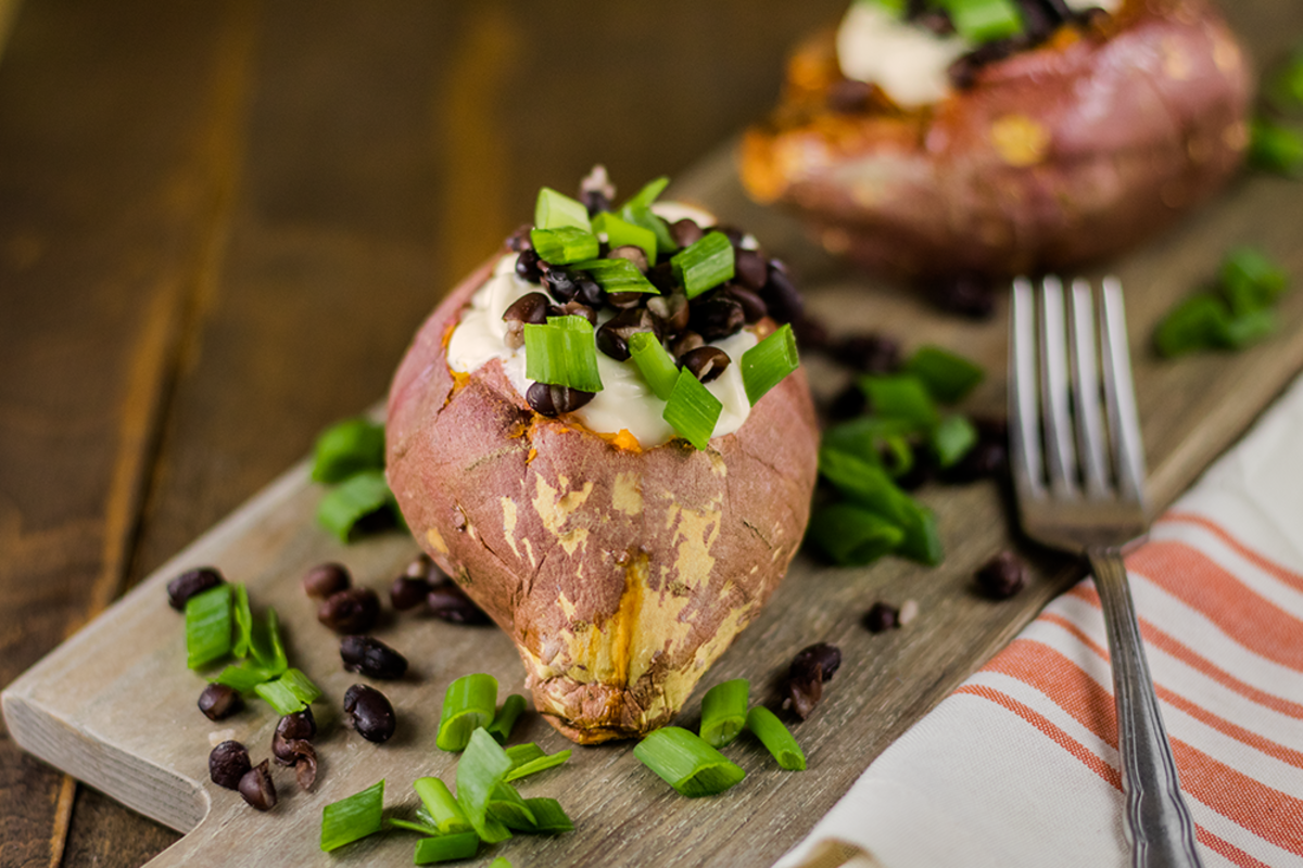 How To Make The Most Delicious Vegan Baked Potato Ever!