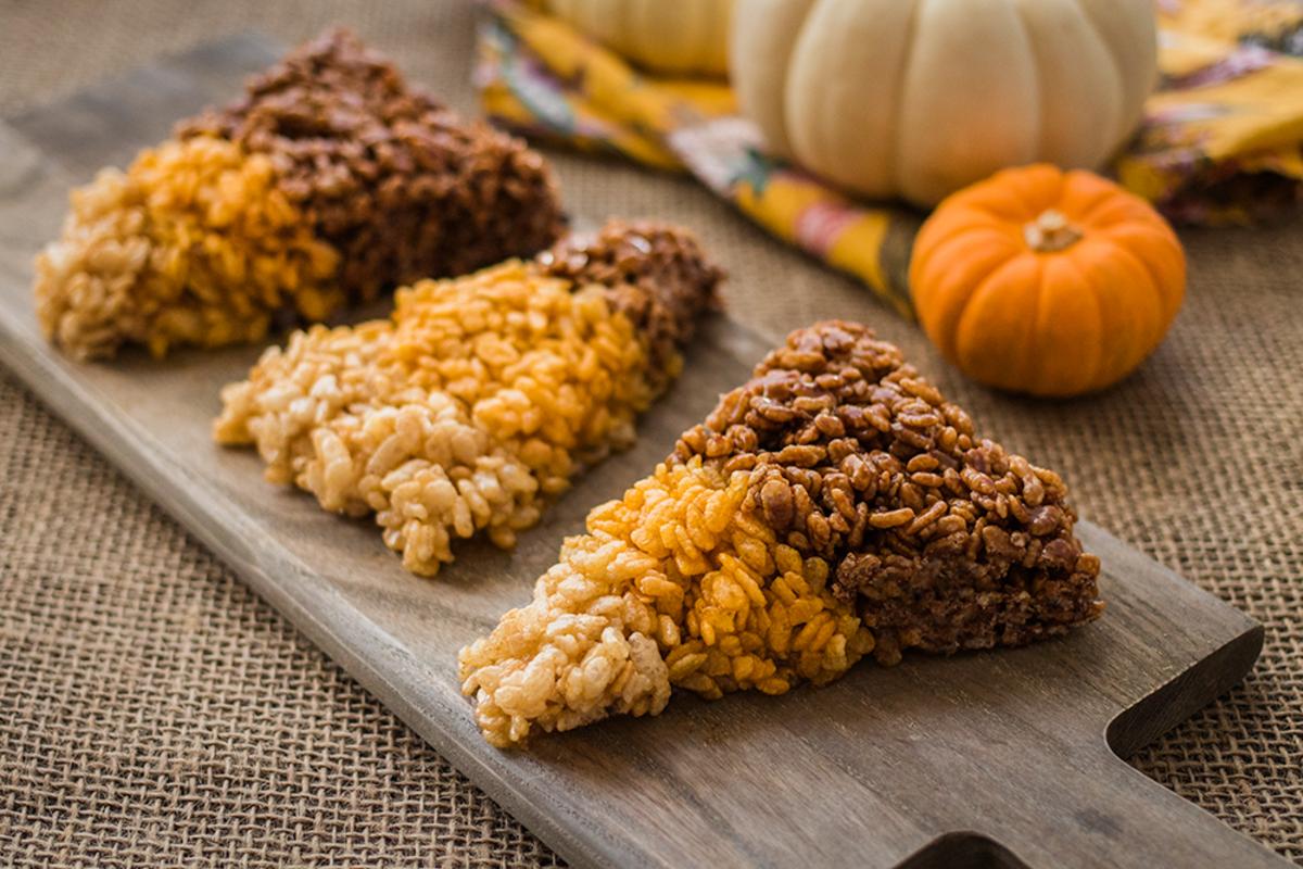 vegan rice crispy treats recipe for halloween