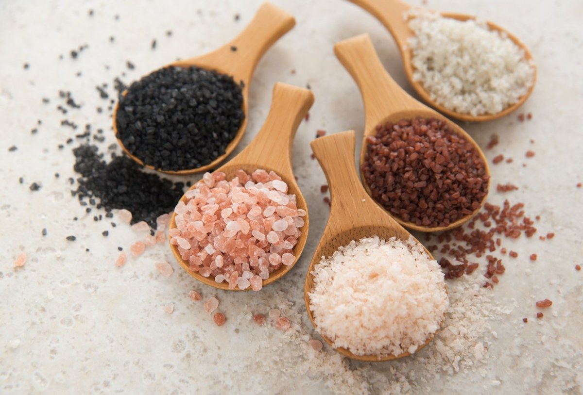 Himilayan Salt How To Cook With Coarse Sea Salt