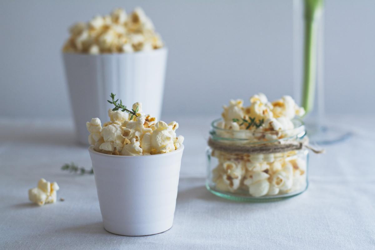 Zatar Popcorn Recipe