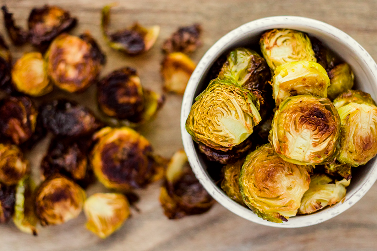 How To Cook Brussel Sprouts: You're bound to fall in love with this crunchy veggie once you try our falvorful cooking methods!