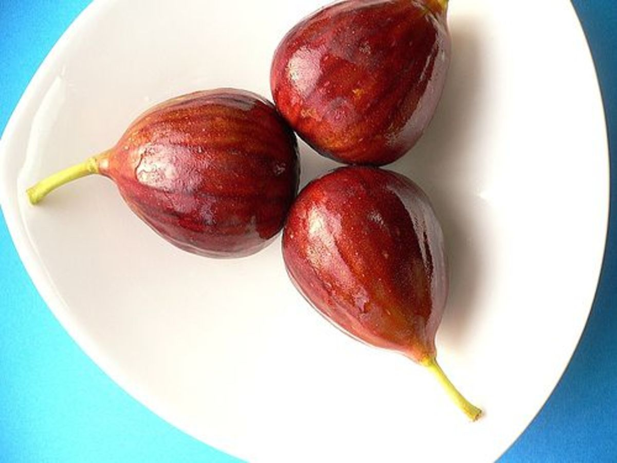 Figs are a natural aphrodisiac food