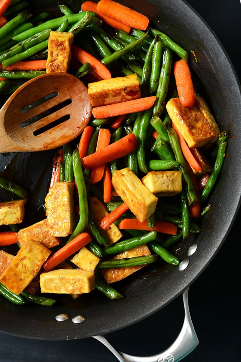 How To Saute Tofu