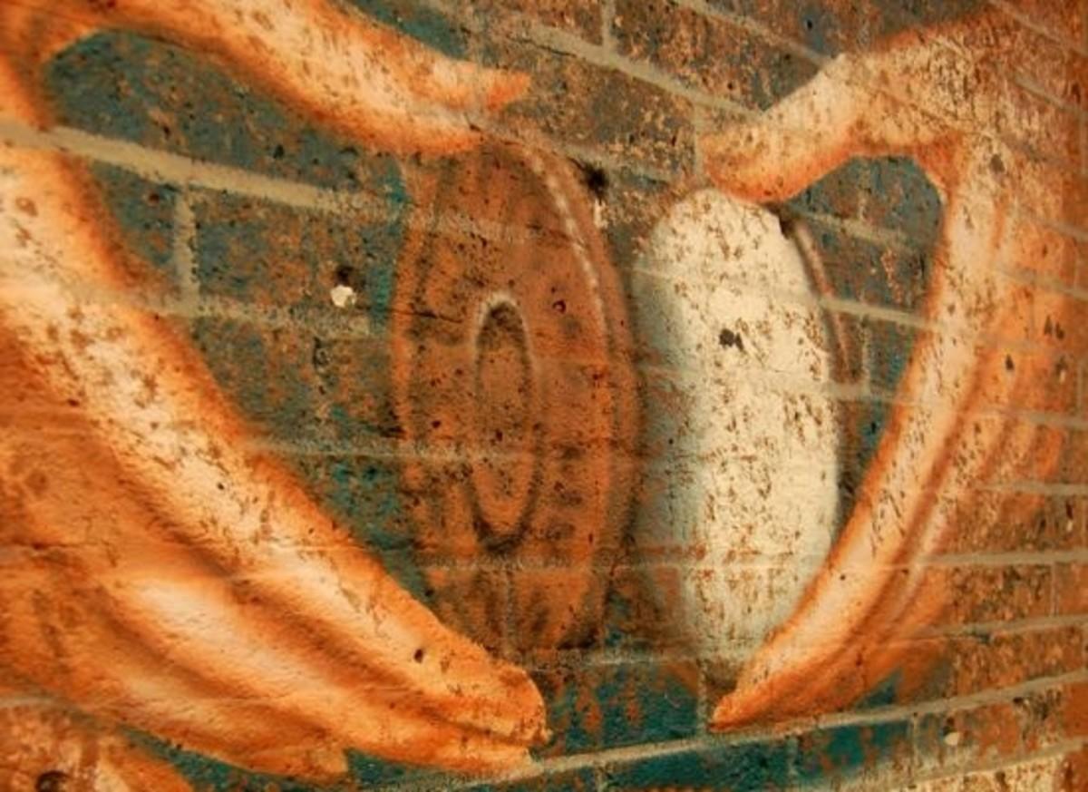 Oreo mural