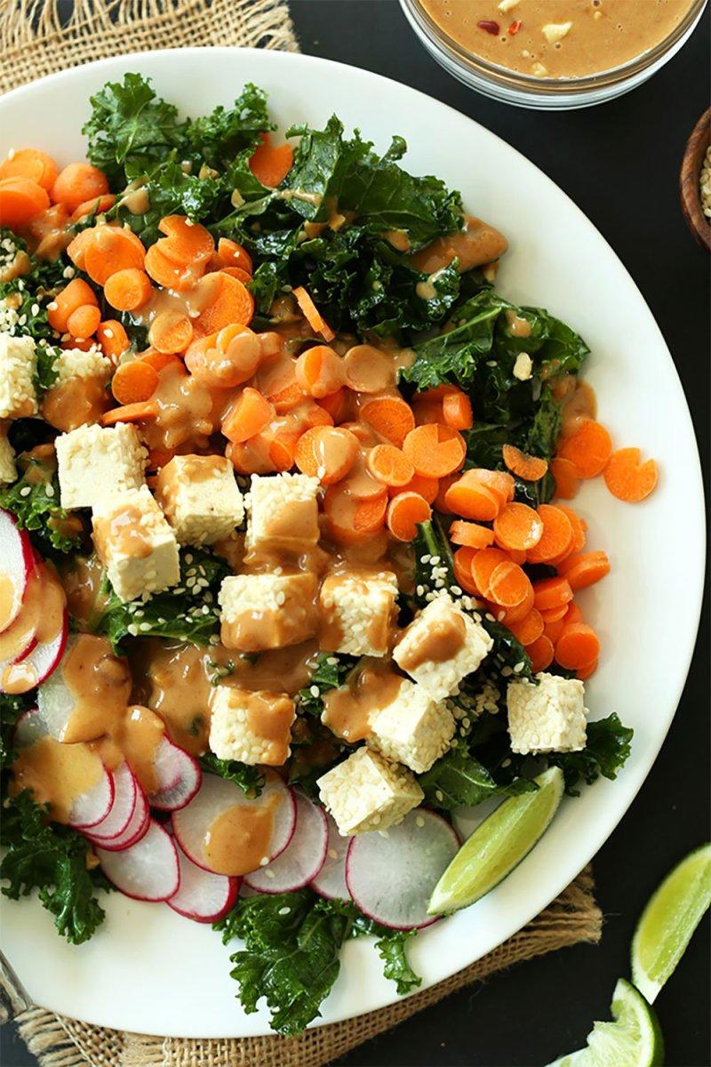Raw Tofu Recipe