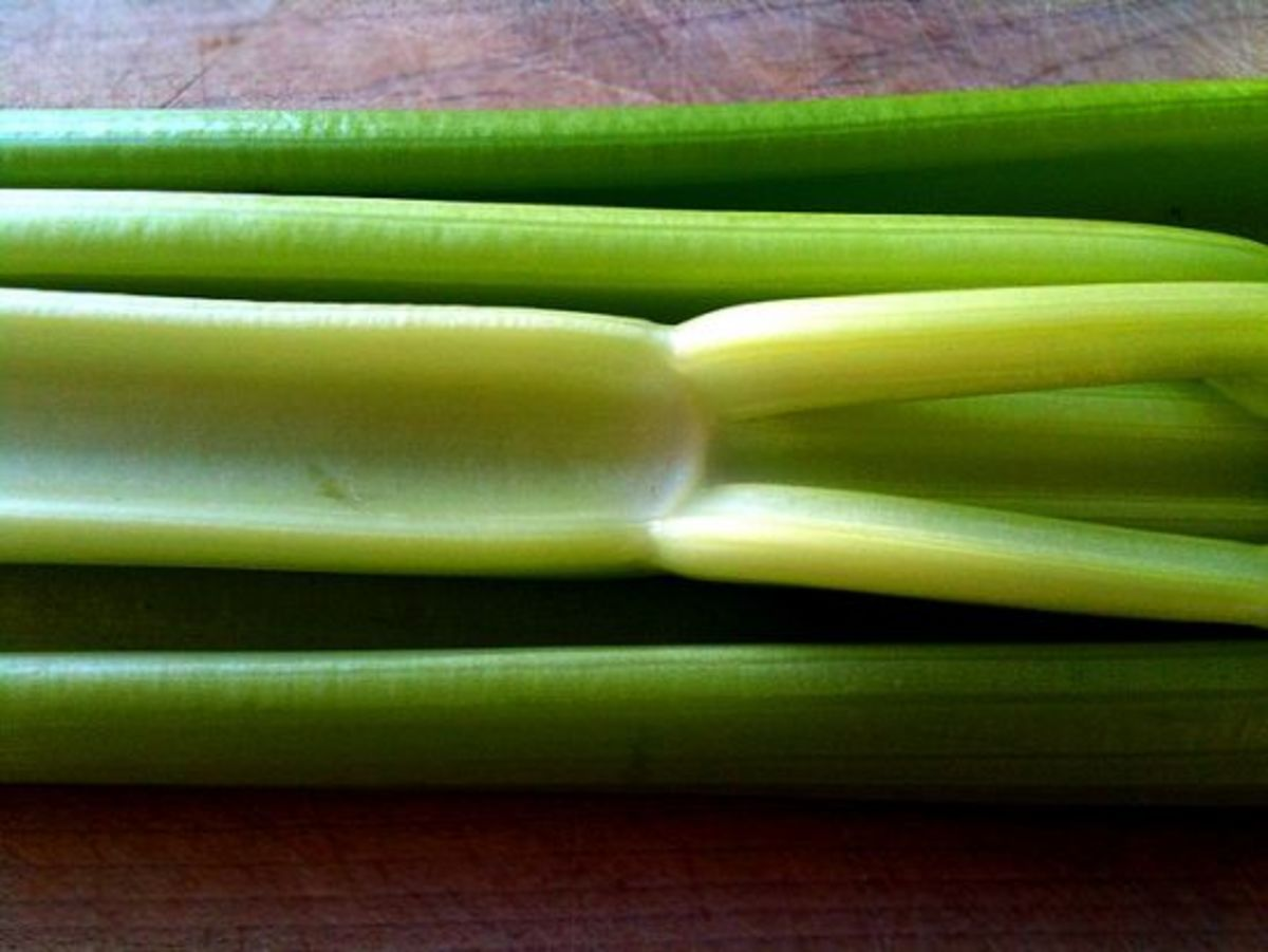 celery is a natural aphrodisiac food