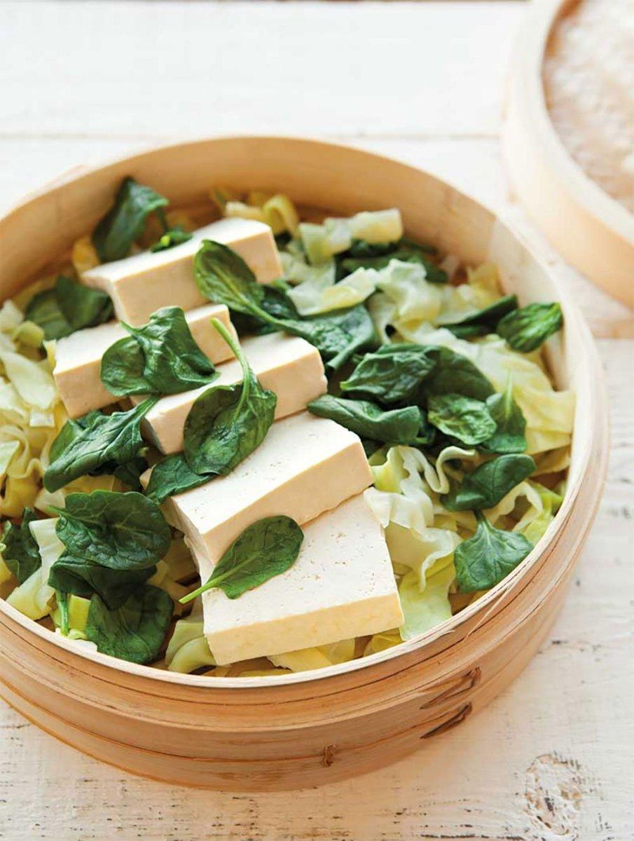 How To Steam Tofu