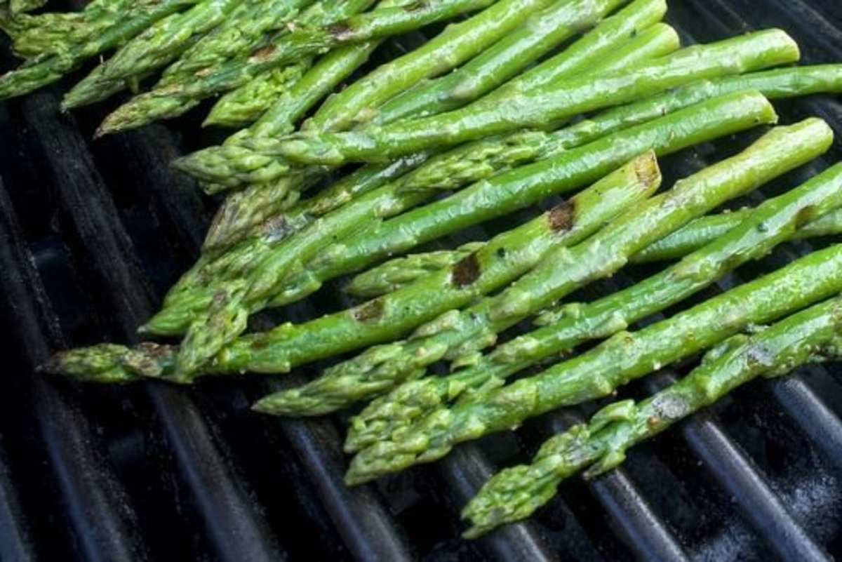 asparagus is a natural aphrodisiac food