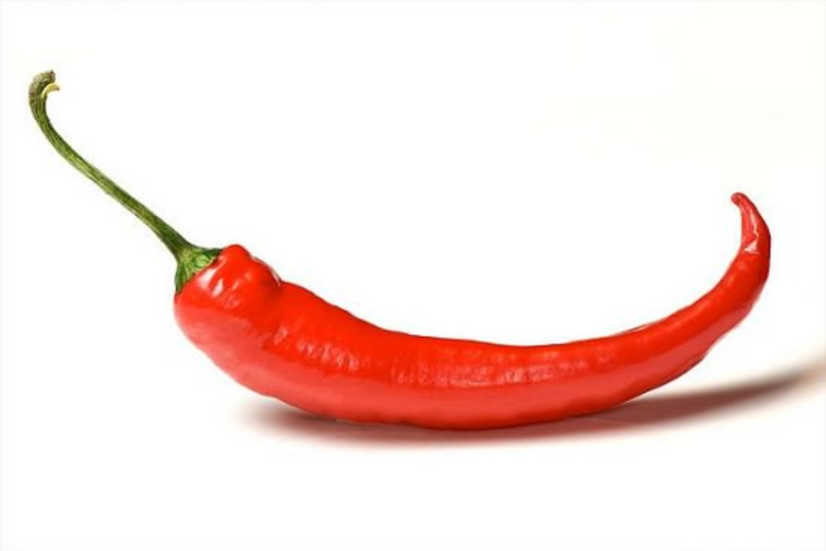 chili is a natural aphrodisiac food