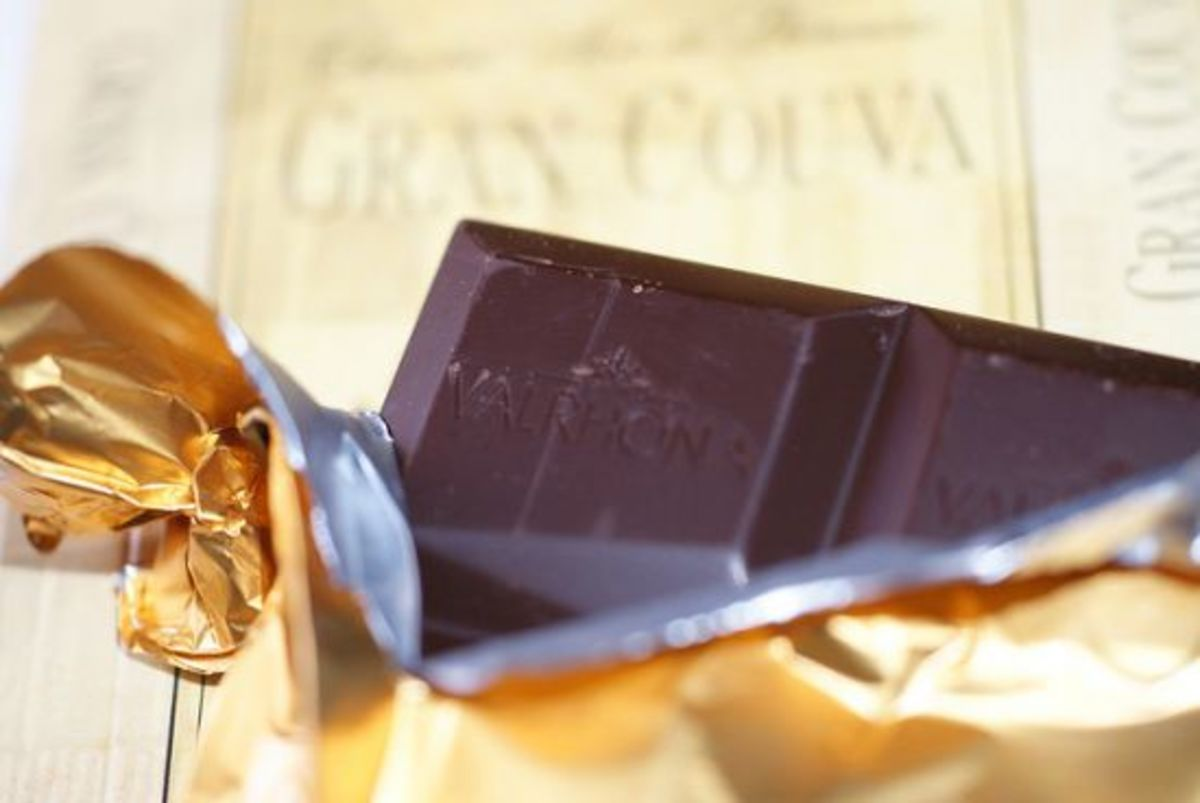 chocolate is a natural aphrodisiac food