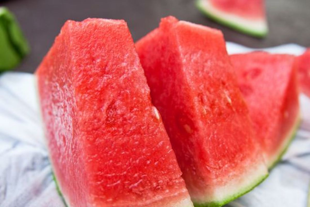 watermelon is a natural aphrodisiac