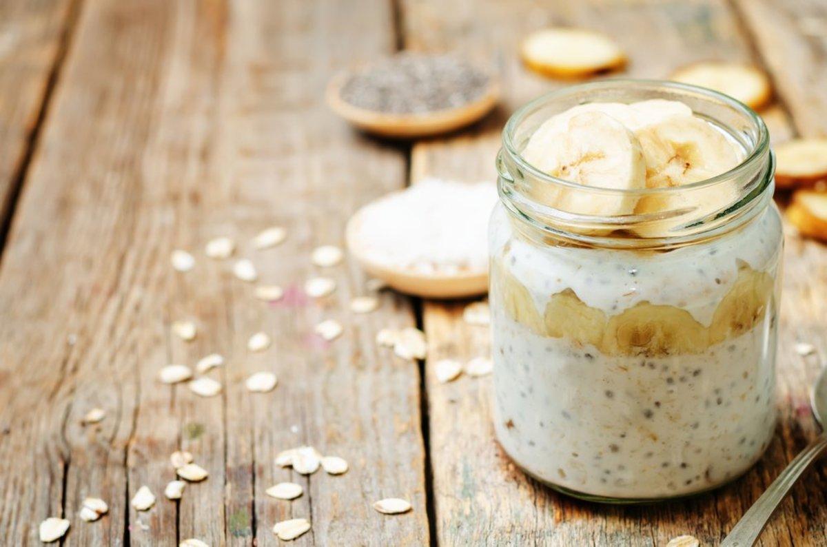 vegan breakfast recipes for overnight oatmeal