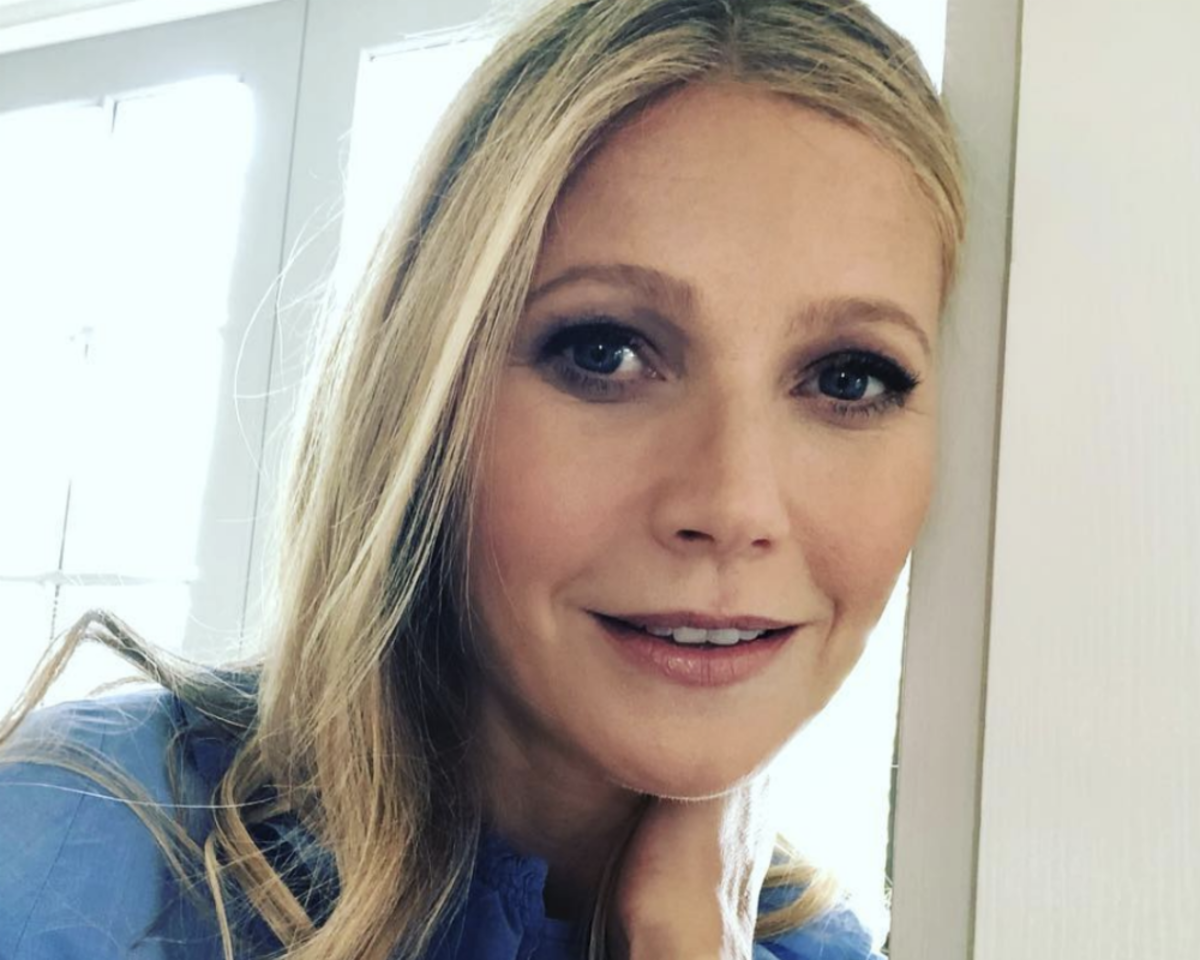 This is What's in Gwyneth Paltrow's Morning Adaptogen Smoothie, Should You Drink It