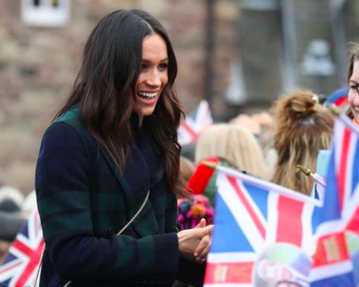 Surprise! Meghan Markle Eats a Mostly Vegan Diet