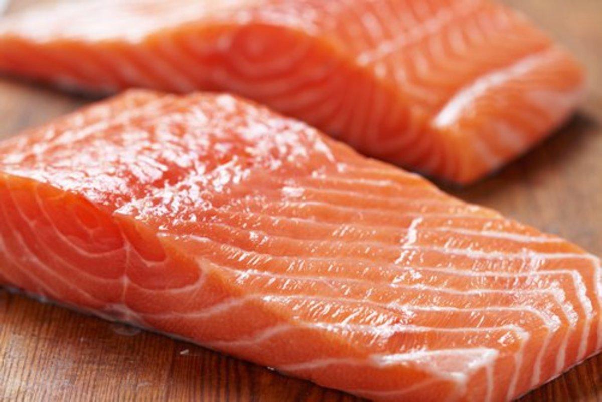 Spicy-Sweet Wild Alaskan Salmon Jerky Recipe