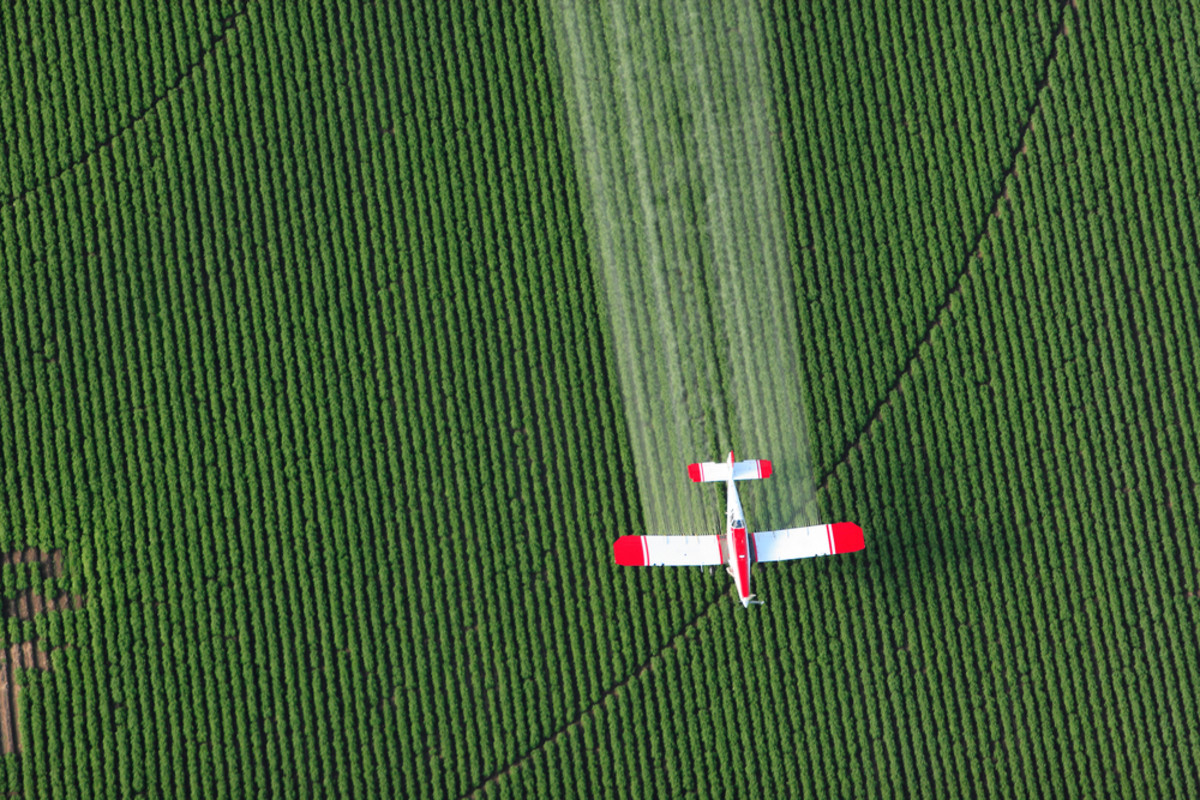 California's EPA to List Monsanto's Roundup Herbicide as a Probable Carcinogen