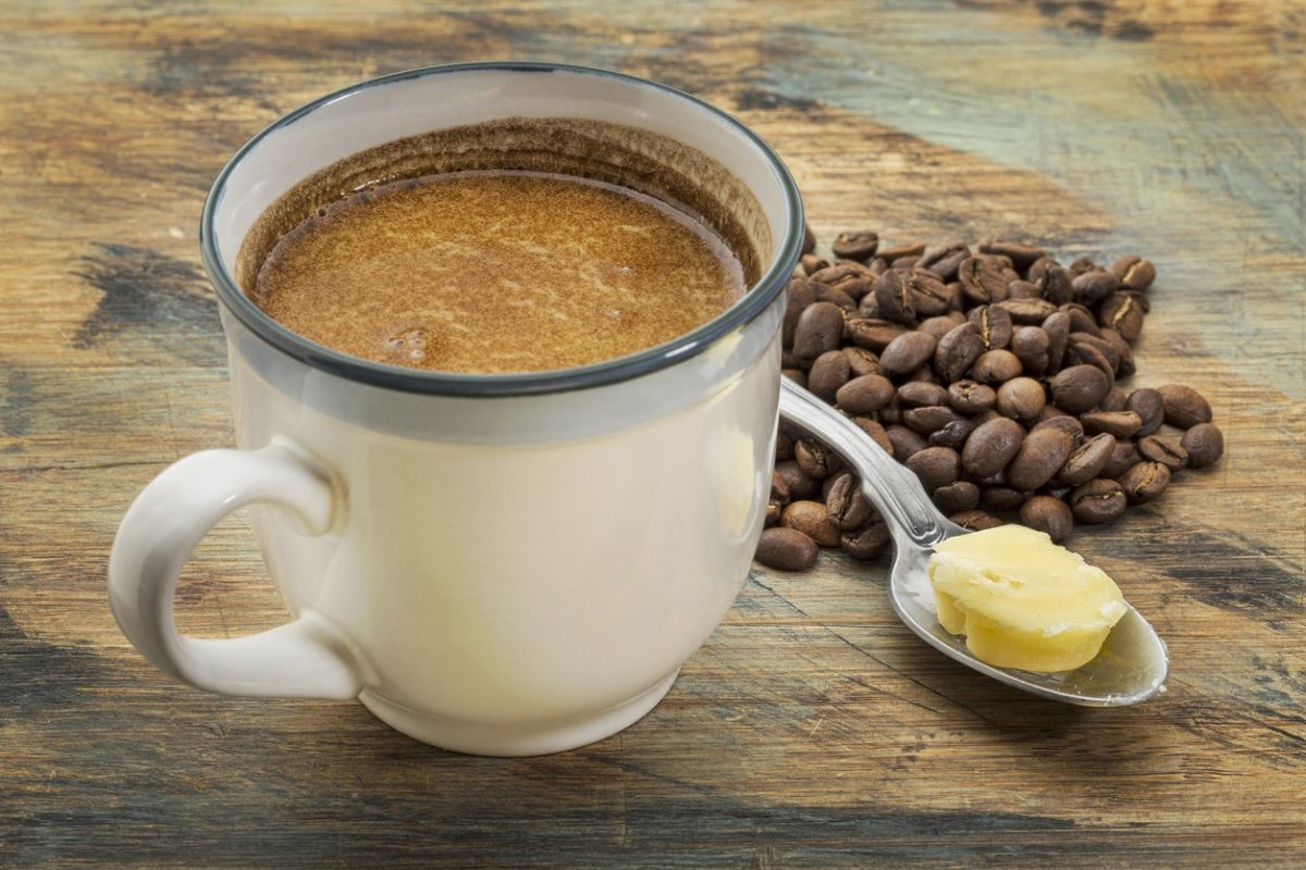 bulletproof coffee with ghee