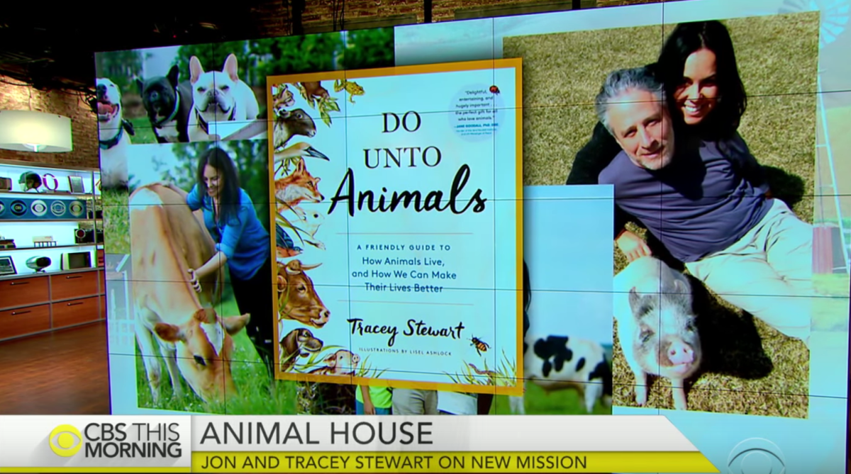 Visit Jon and Tracy Stewart on Their Incredible Animal Farm Sanctuary [Video]