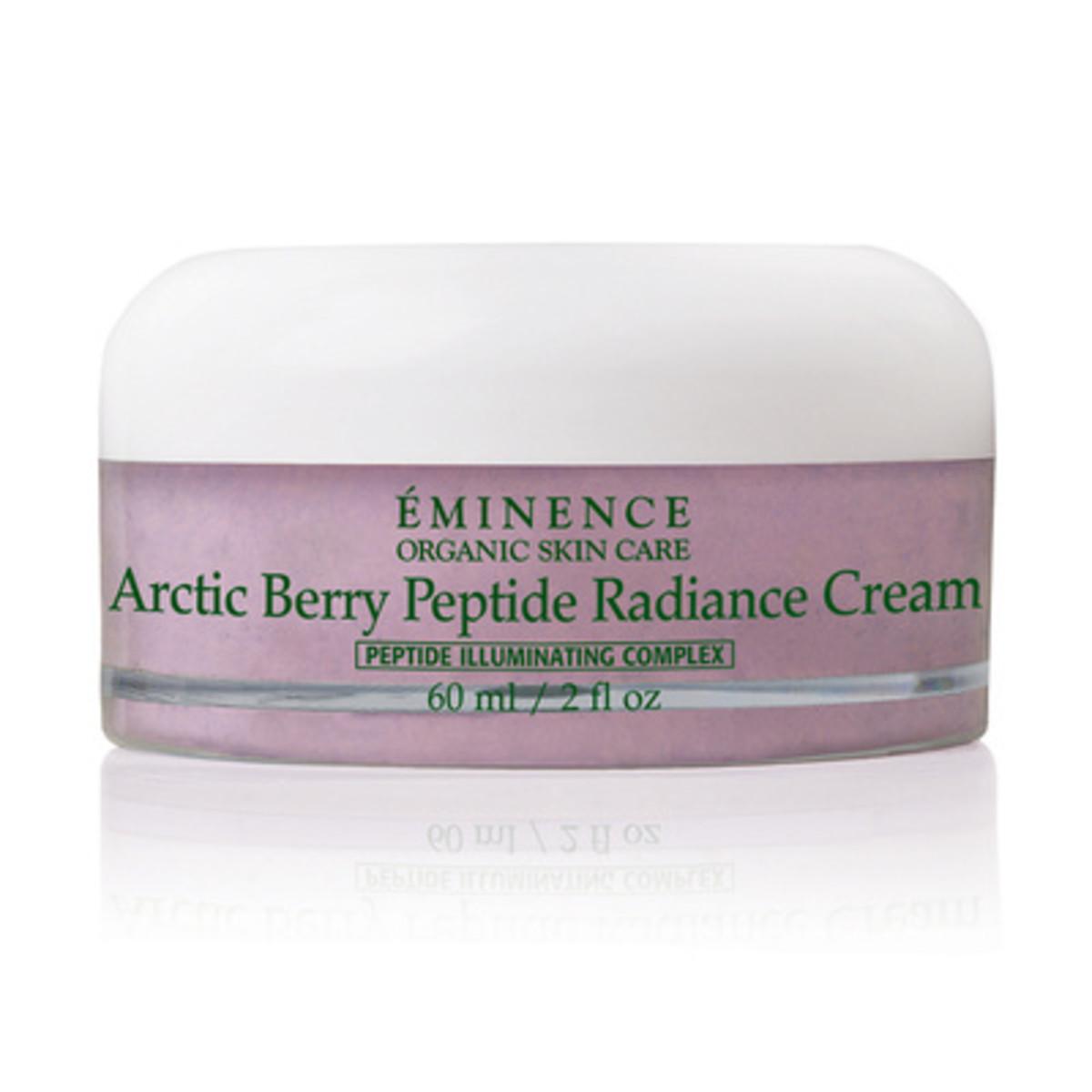 Eminence Organics Arctic Berry Peptide Radiance Cream