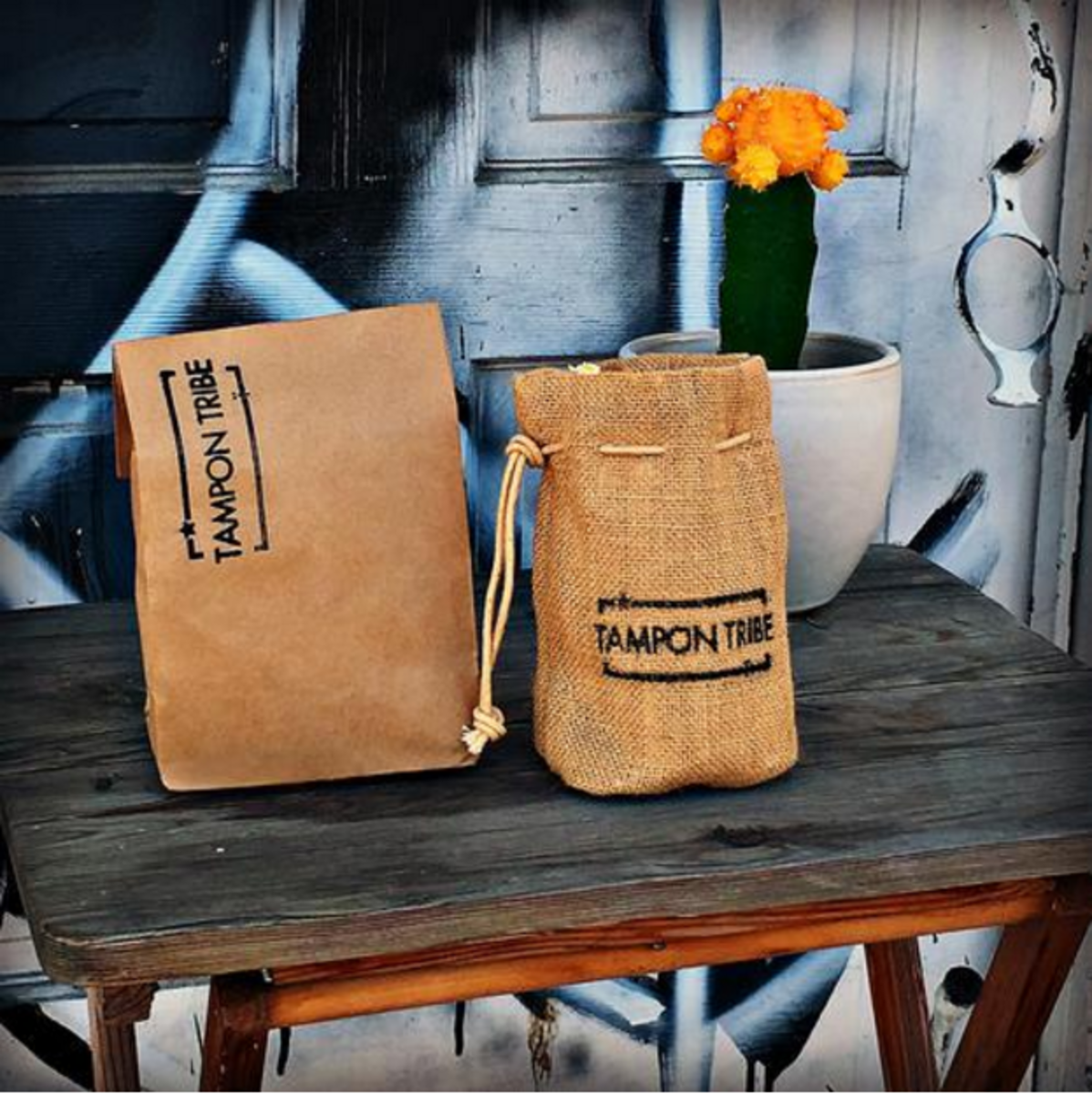 Tampon Tribe bag