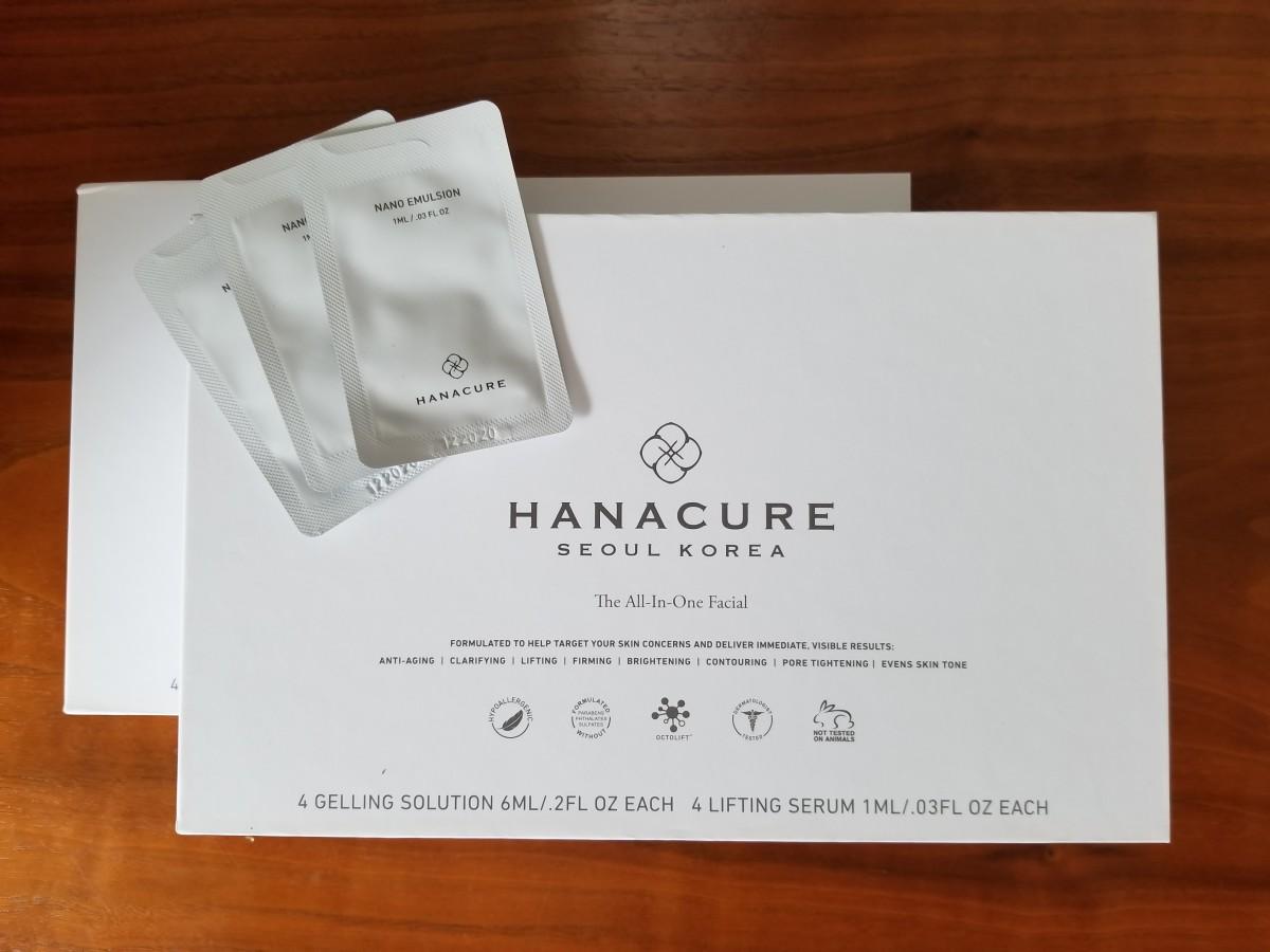Hanacure Set