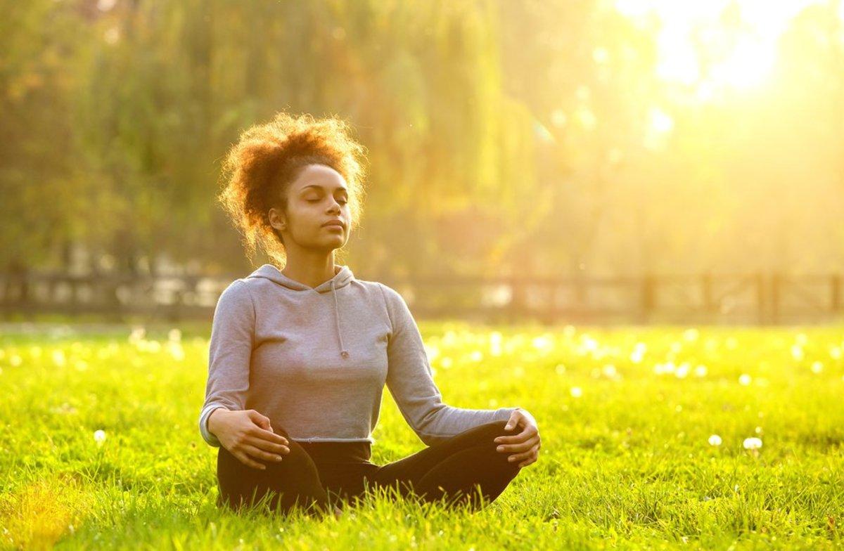 The Power of Pranayama (Yogic Breathing) for Stress Reduction