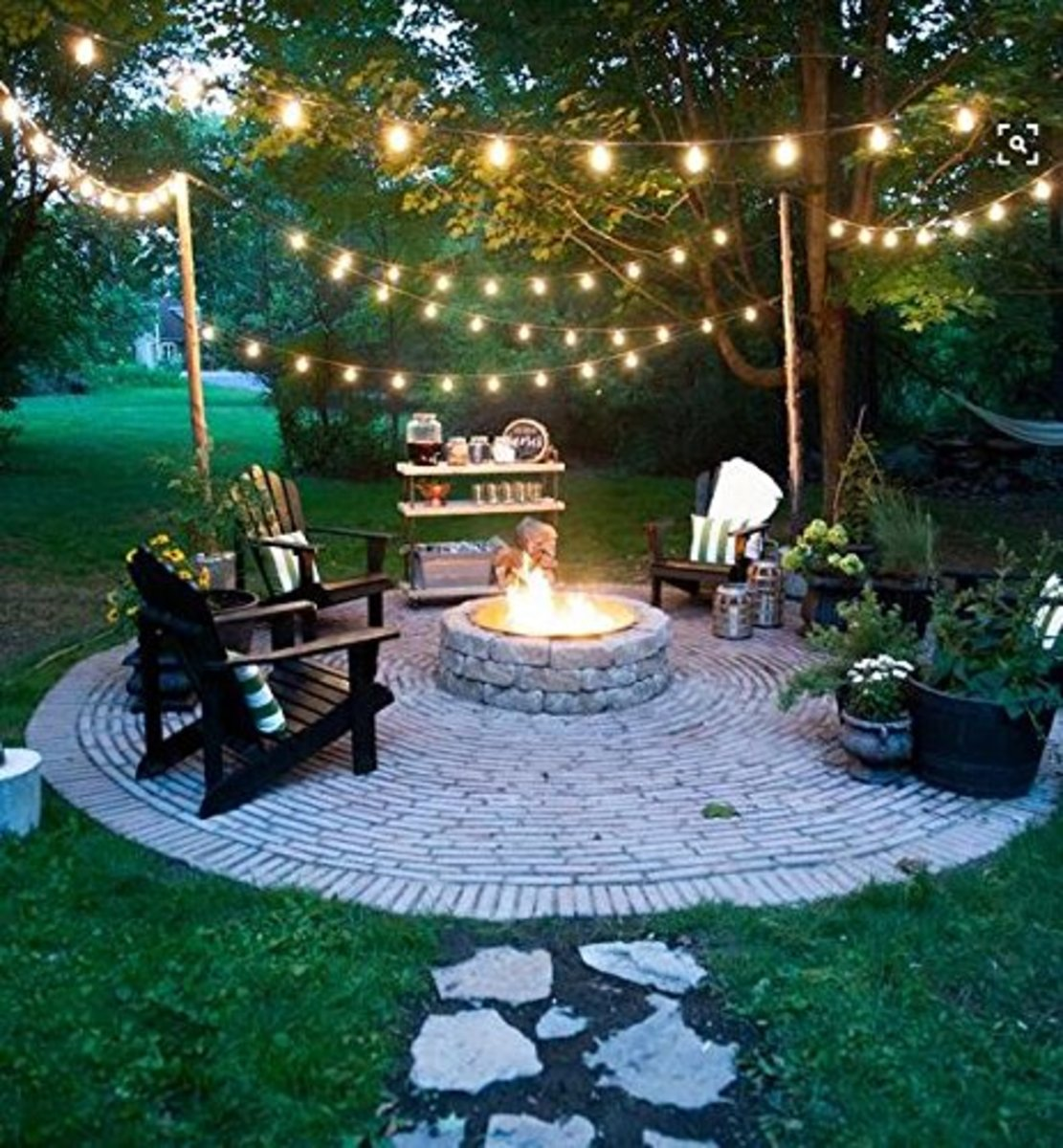 Outdoor living for spring.