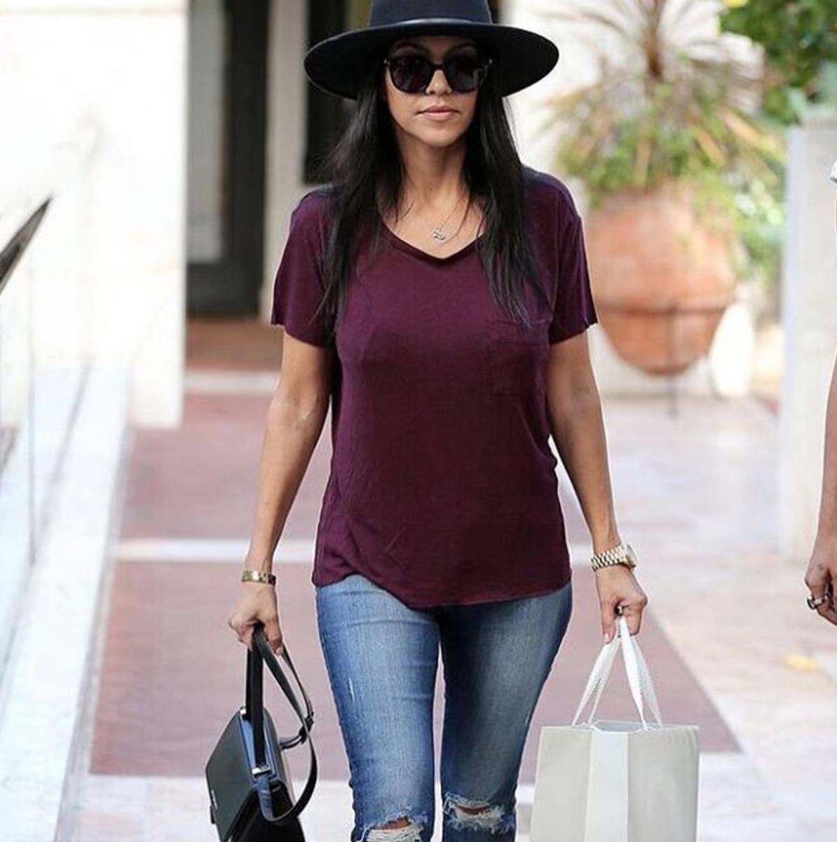 """Kourtney Kardashian Calls This Veggie the """"Easiest Detox Ever"""""""