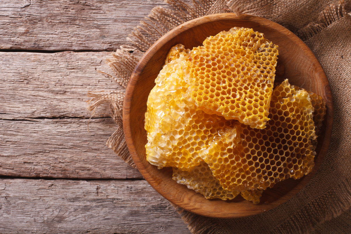 Benefits of beeswax and a lotion recipe