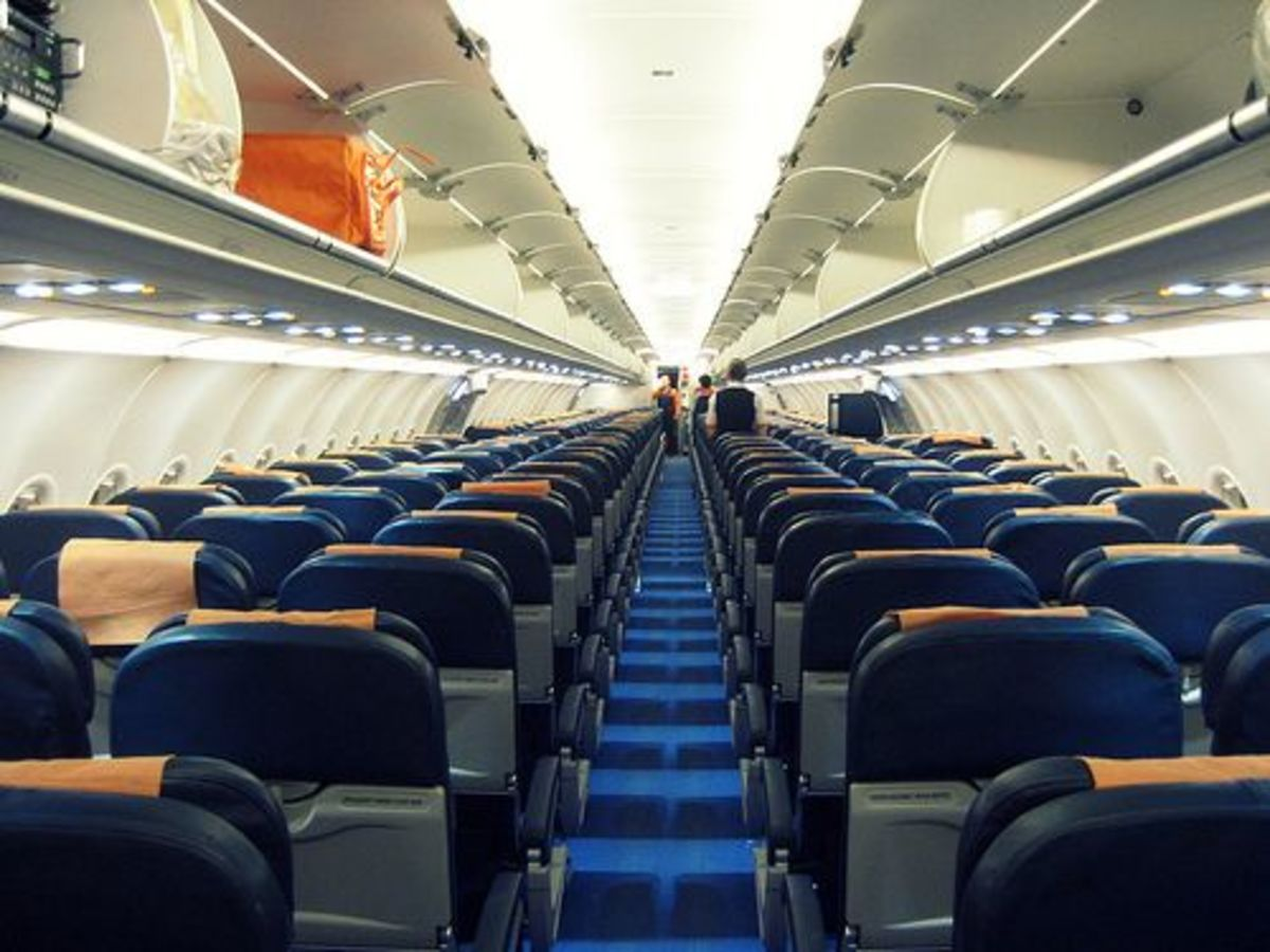 airplane seating