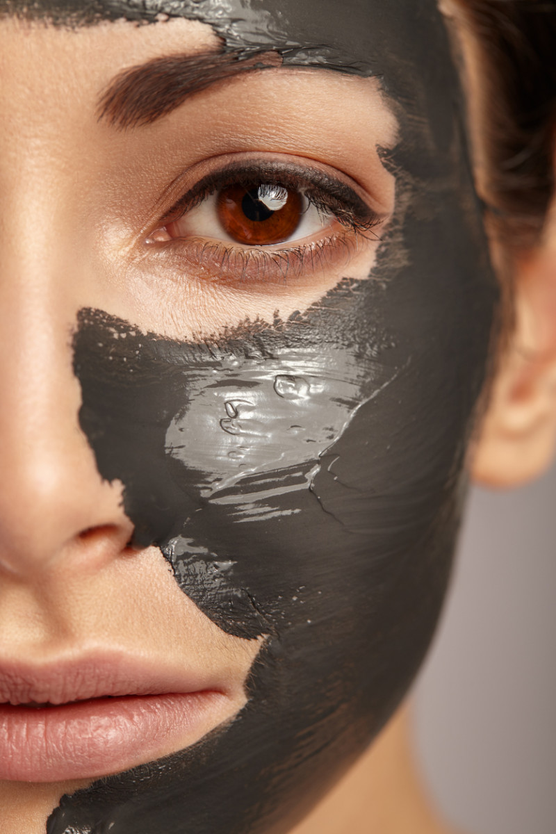 I Used a $5,000 Charcoal Face Mask (and Tried to Justify the Cost)