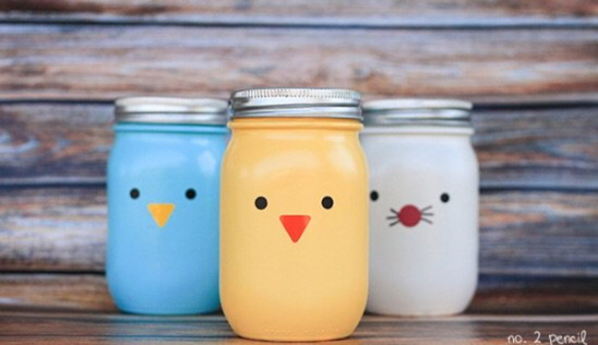 12 Stunning DIY Easter Decorations to Brighten Your Home