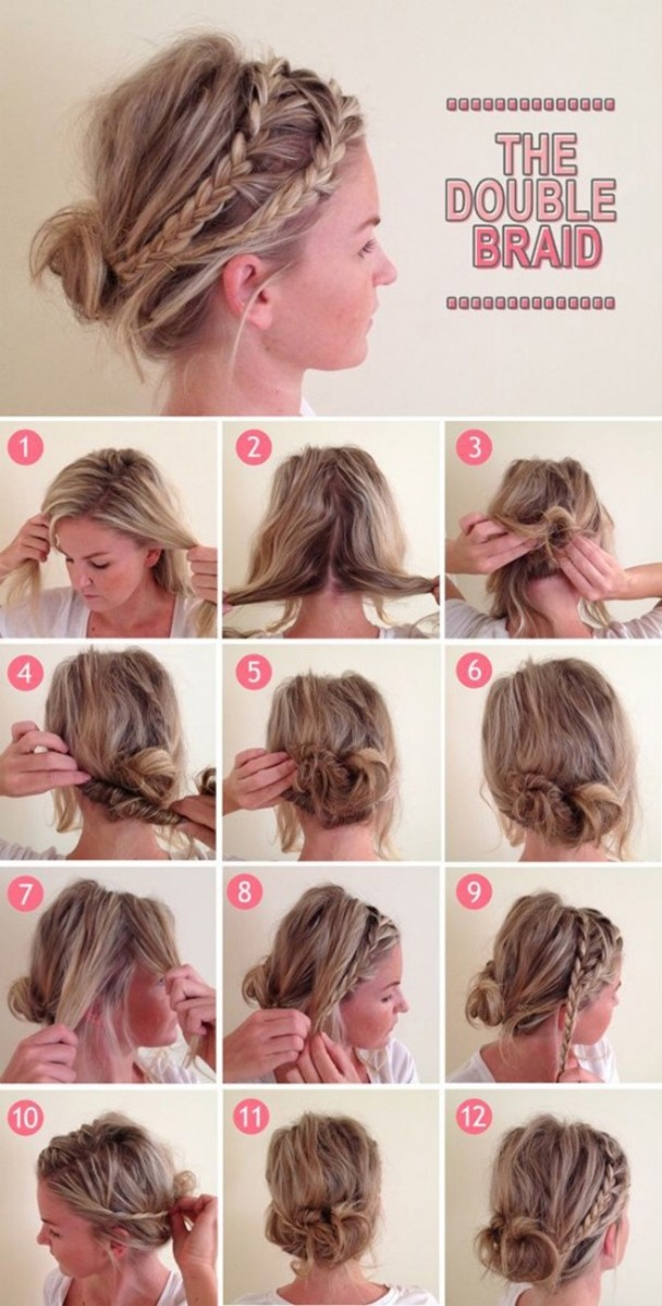 8 Quick Hairstyles That Look Best with Second-Day Hair