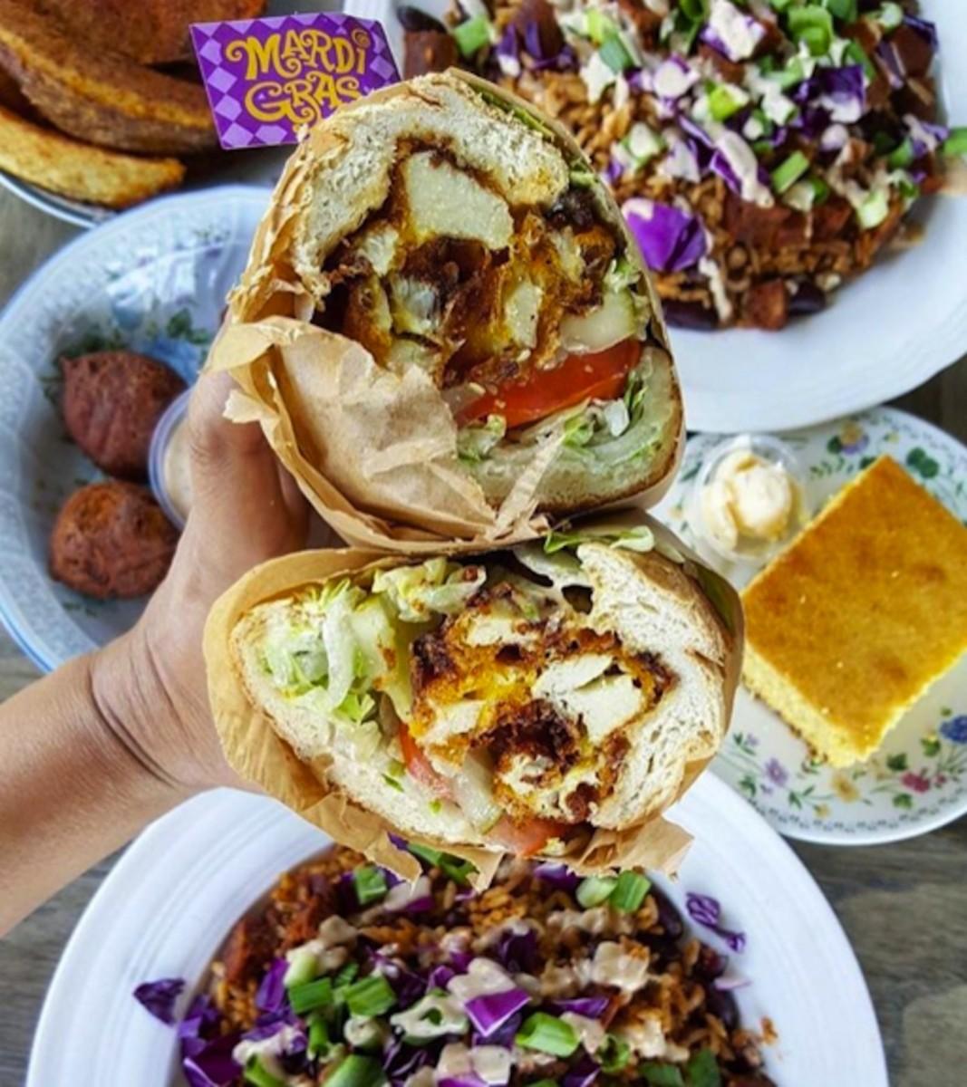 Nation's First Vegan Cajun Restaurant is in LA
