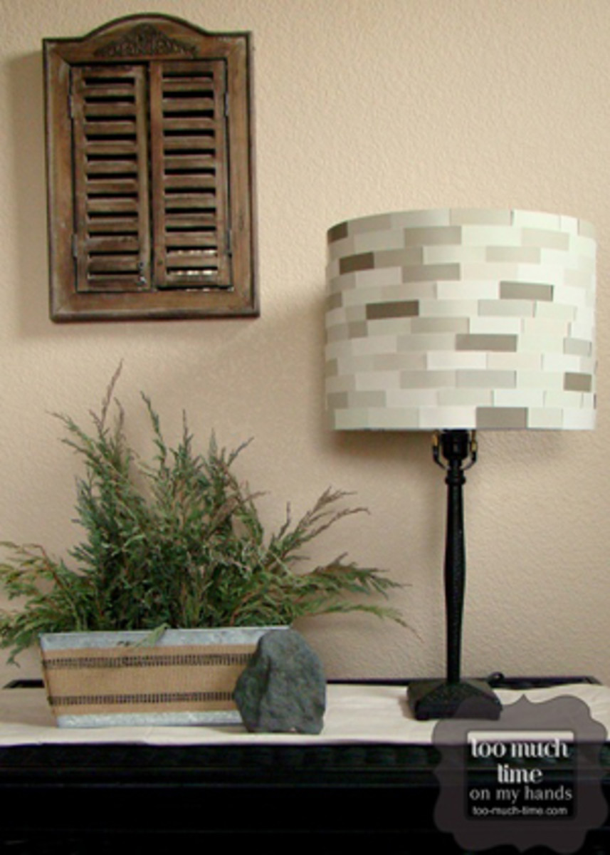 8 Gorgeous DIY Lamps to Brighten Your Space