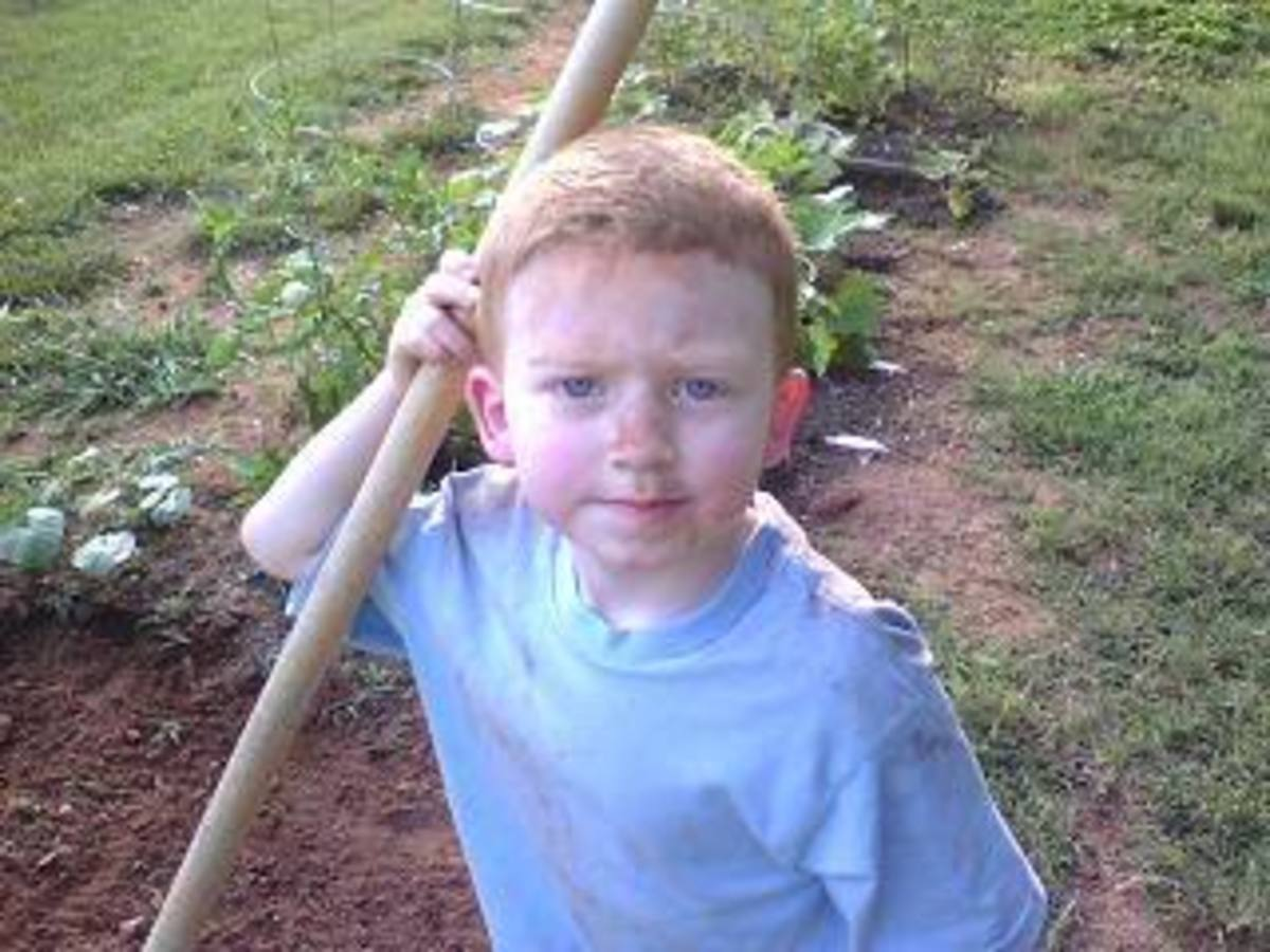 Farmboy Garrett
