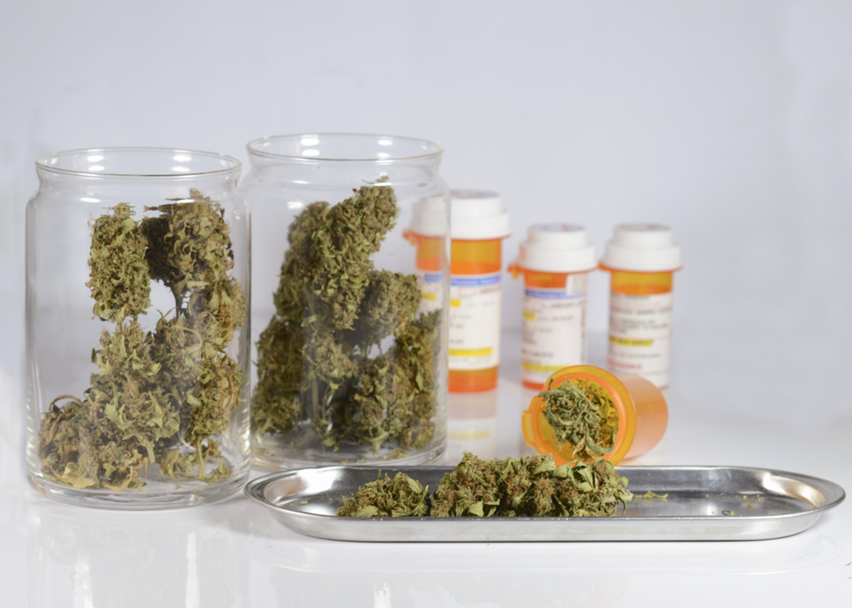 CBD and TCH Medical Marijuana Mixing Kits: Buzz for Better Health
