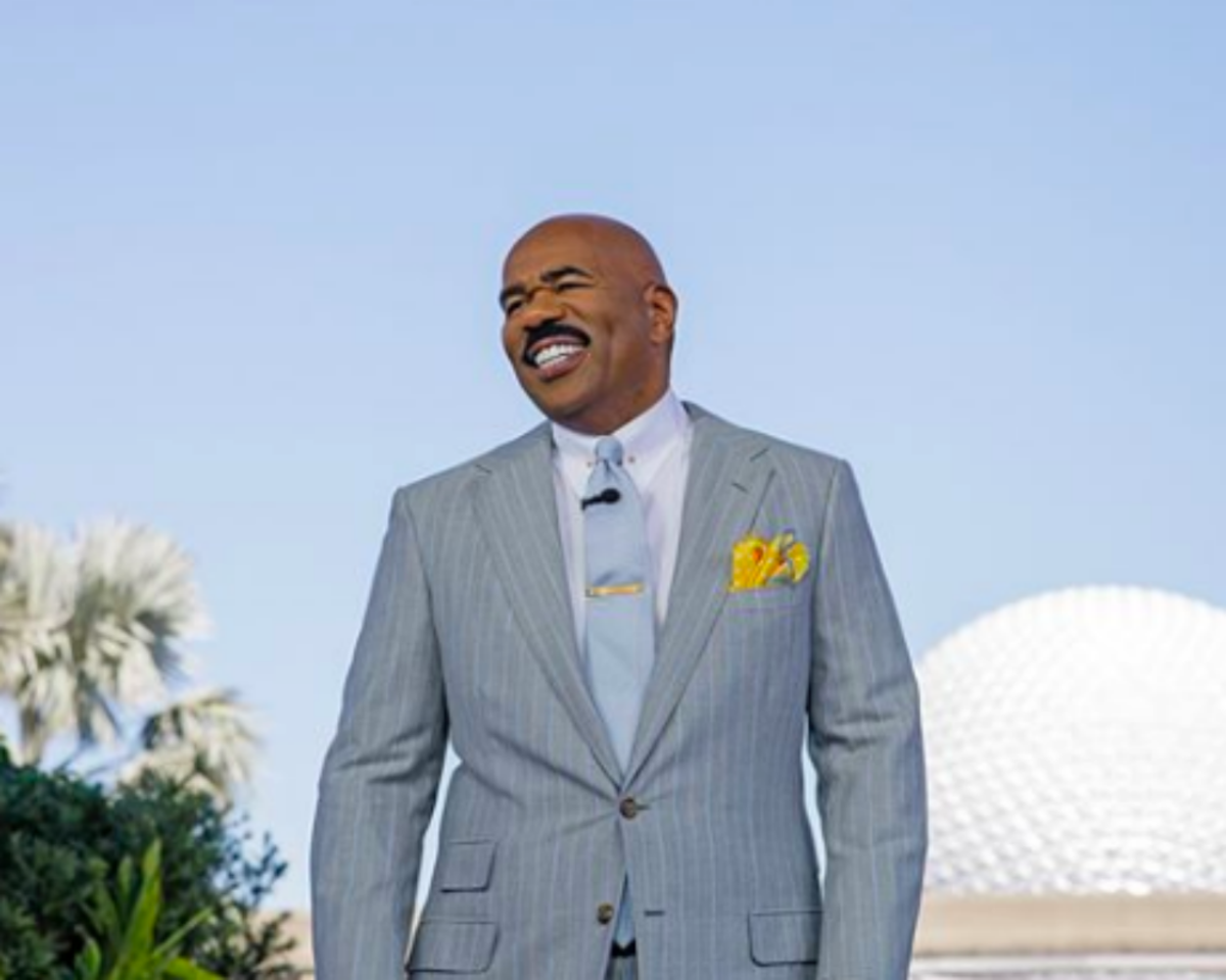 Next on Steve Harvey's To-Do List? Launching an Organic Food Company