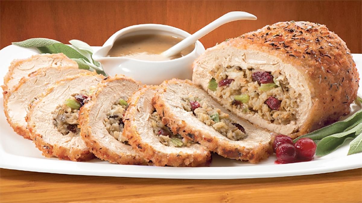 Vegan Thanksgiving Roasts: Gardein Holiday Roast